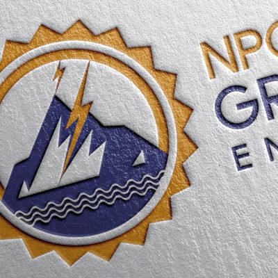 Разработка логотипа и сайта для научно-производственной компании