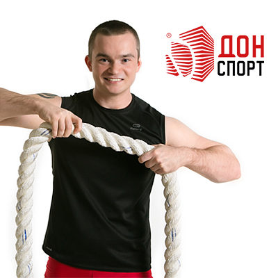 Фотосессия для рекламной акции фитнес клуба. Портретная фотосессия тренерского состава фитнес клуба.