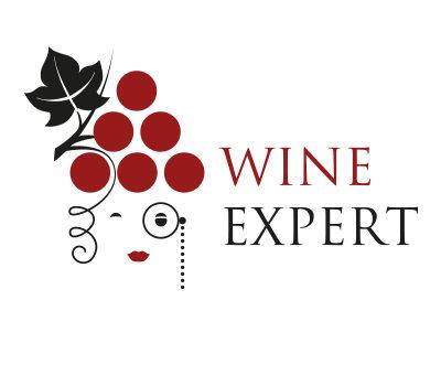 Разработан логотип для винного эксперта